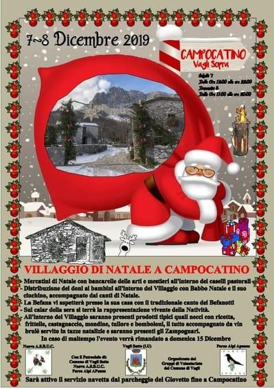 Villaggio Natale Campocatino
