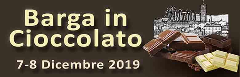 Barga in Cioccolato 2019 - 7 e 8 Dicembre Lucca