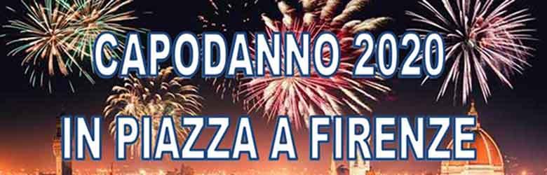 Capodanno 2020 Concerti nelle Piazze di Firenze - 31 Dicembre 2019