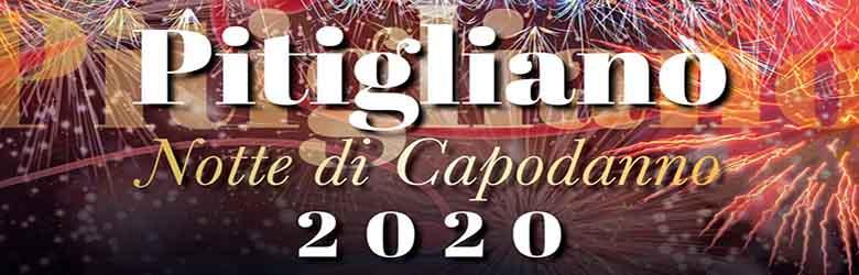 Capodanno 2020 a Pitigliano - 31 Dicembre 2019