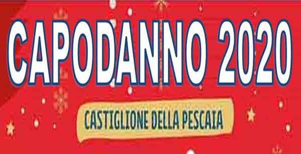 Capodanno Castiglione della Pescaia 2020 - Piazza Garibaldi 31 Dicembre 2019
