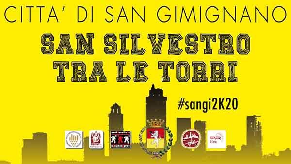 Capodanno in Piazza 2020 a San Gimignano - San Silvestro tra le Torri