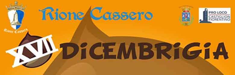 Dicembrigia 2019 a Castiglio Fiorentino - Rione Cassero