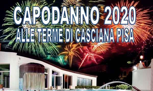 Facebook Capodanno 2020 alle Terme di Casciana Pisa - 31 Dicembre 2019