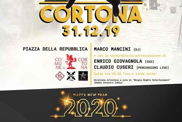 Facebook Capodanno in Piazza a Cortona 2020 - 31 Dicembre 2019