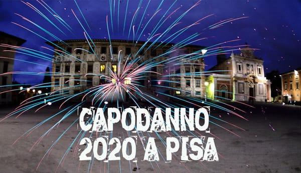 Capodanno 2020 Pisa