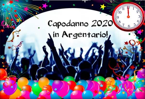 Capodanno Argentario 2020