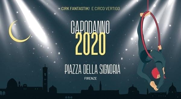 Capodanno 2020 Piazza della Signoria