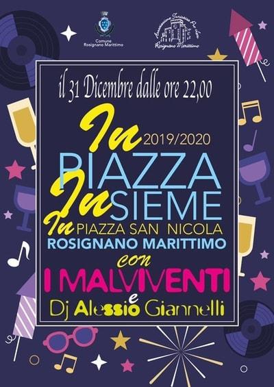 Capodanno Rosignano Marittimo 2020