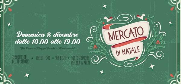 Mercato di Natale Montevarchi