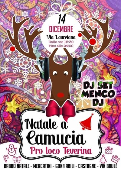 Natale Camucia 2019
