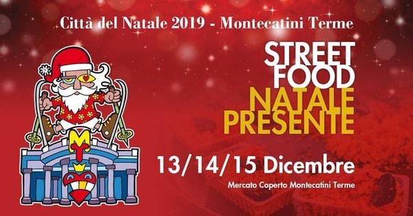 Street Food Montecatini dicembre