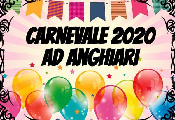 Carnevale Anghiari 2020