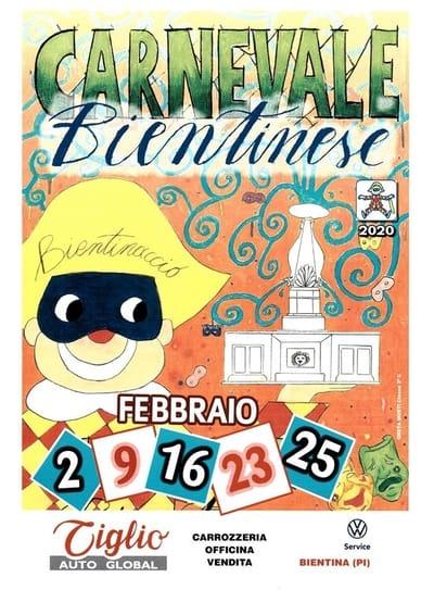 Carnevale Bientina 2020