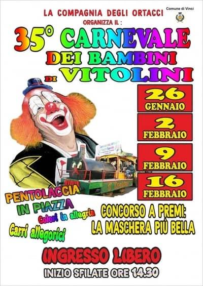 Carnevale Vitolini 2020