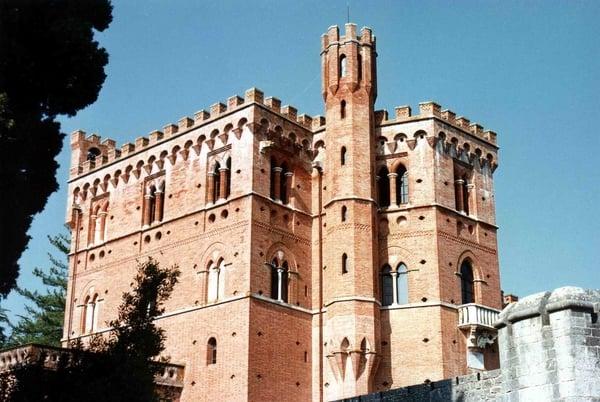 Castelli in provincia di Siena