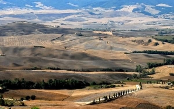 Crete Senesi Siena