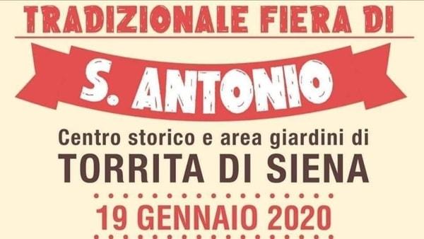 Fiera Sant Antonio 2020 Torrita