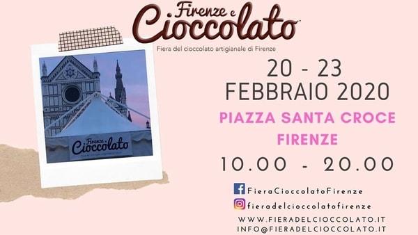 Firenze Cioccolato 2020
