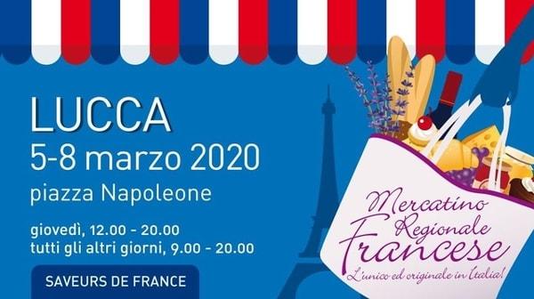 Mercatino Regionale Francese Lucca