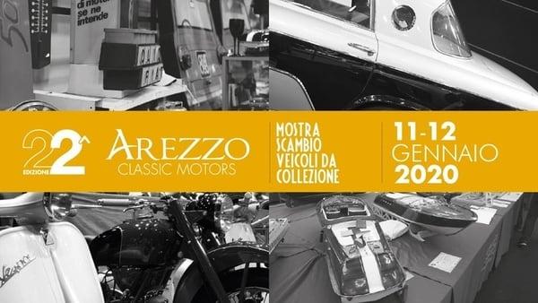 Mostra Arezzo Classic Motors 2020