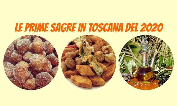 Prime sagre Toscana 2020