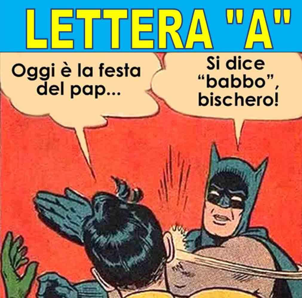 Vocabolario Toscano - Lettera A