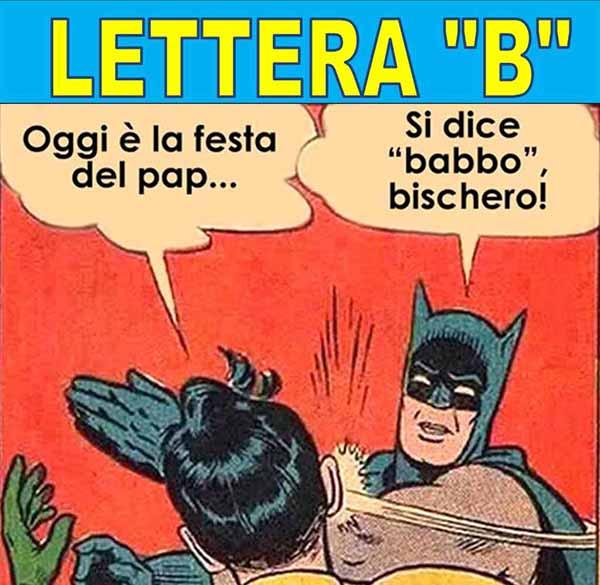 Vocabolario Toscano - Lettera B