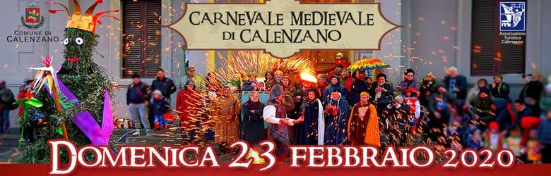 Carnevale 2020 Calenzano