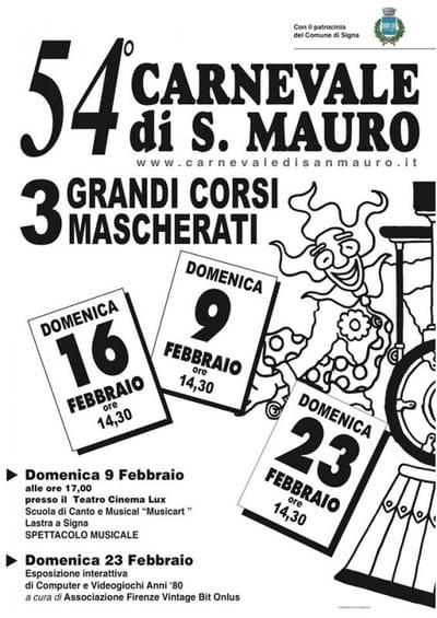 Carnevale 2020 San Mauro