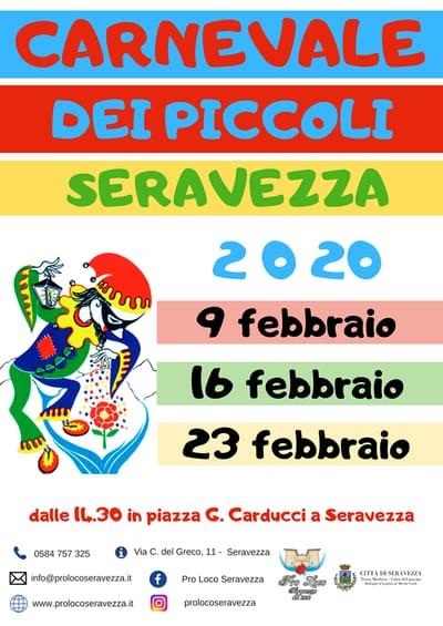 Carnevale 2020 Seravezza