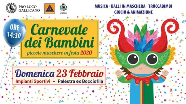 Carnevale Gallicano 2020