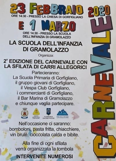Carnevale Gramolazzo
