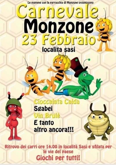 Carnevale Monzone 2020