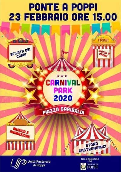 Carnevale Ponte a Poppi