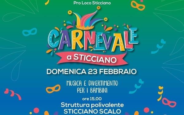 Carnevale Sticciano 2020