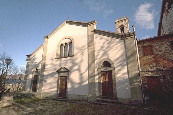 Chiesa di Montefioralle