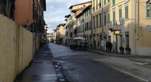 Corso Italia San Giovanni Valdarno