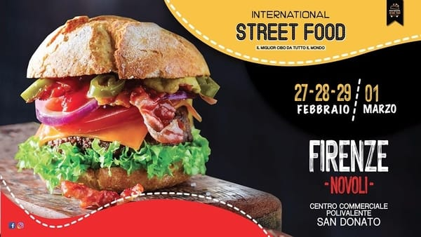 International Street Food Firenze