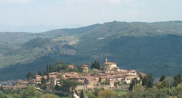 Montefioralle Greve in Chianti