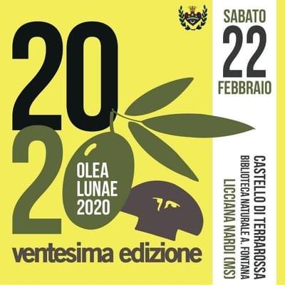 Olea Luna 2020 Lunigiana