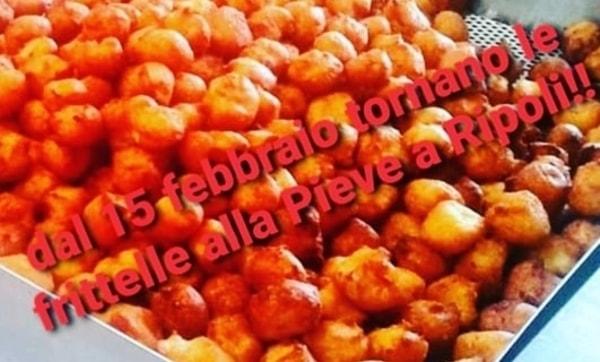 Sagra Frittelle Bagno a Ripoli 2020