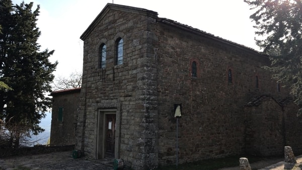 Chiesa di Santa Maria a Querceto