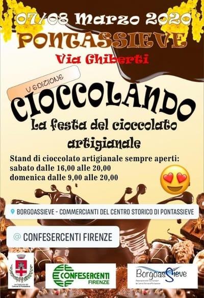 Cioccolando Pontassieve 2020