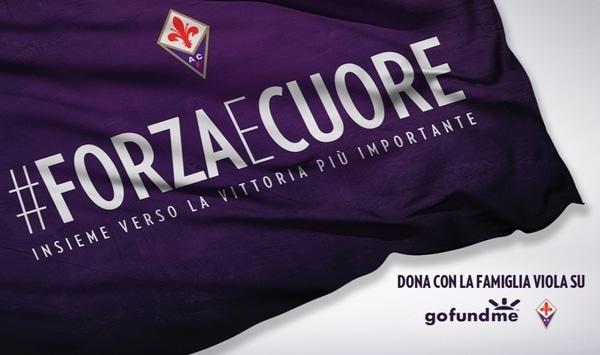 Raccolta fondi Fiorentina Coronavirus