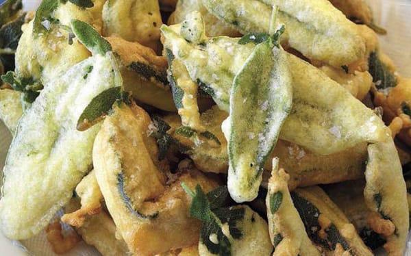 Ricetta Salvia Fritta Toscana
