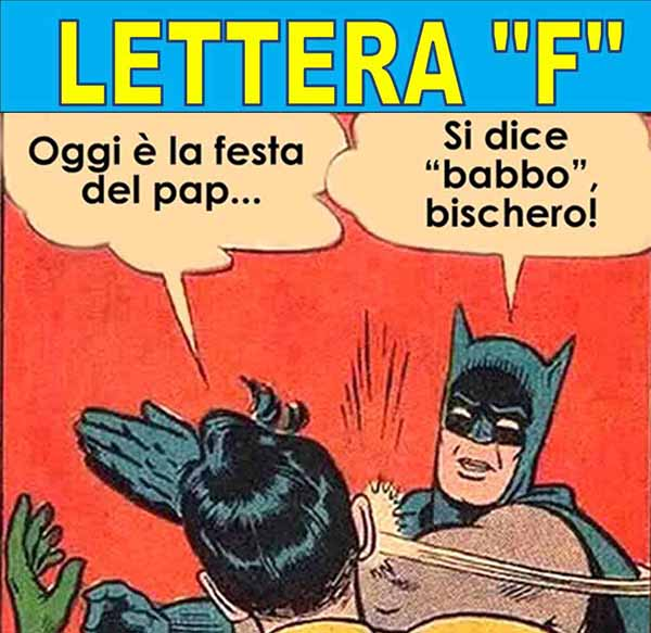 Vocabolario Toscano - Lettera F