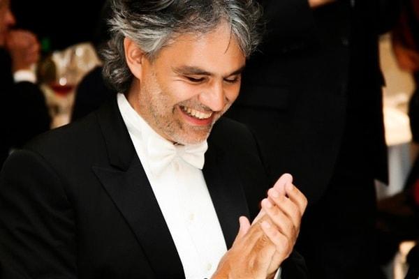 Bocelli Concerti 2021
