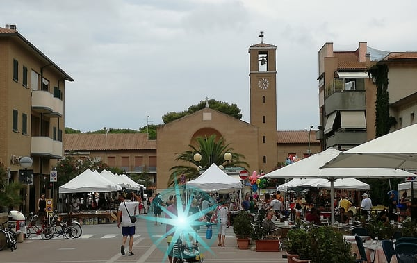 Localita Balneari Grosseto