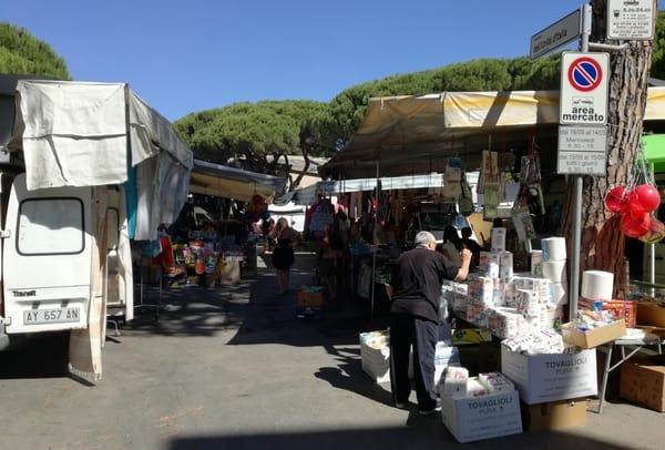 Mercato Marina di Grosseto
